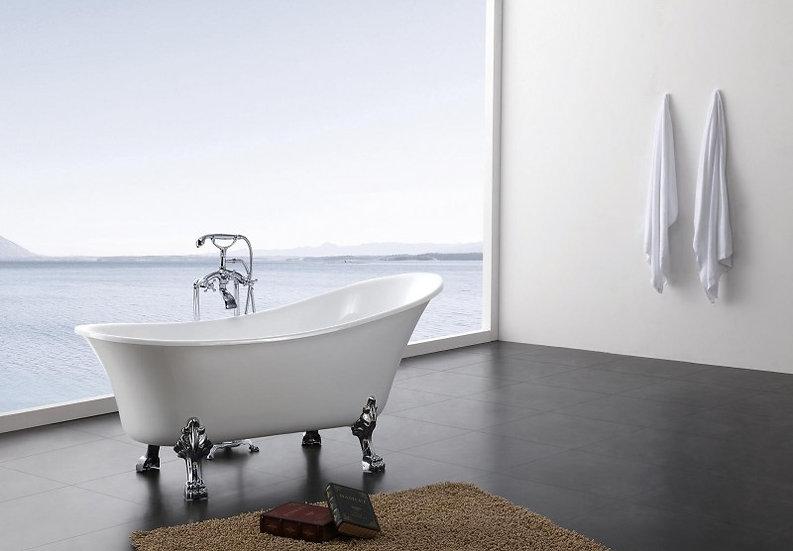 GARRAFA - baignoire sur pieds ACRYLIQUE