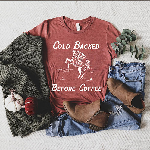 Cold Backed Before Coffee
