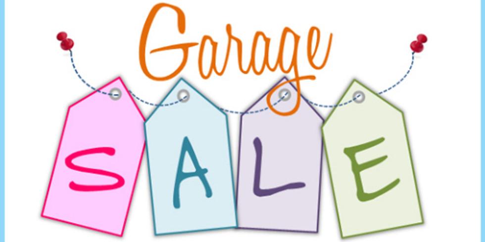 Fall Neighborhood Garage Sale