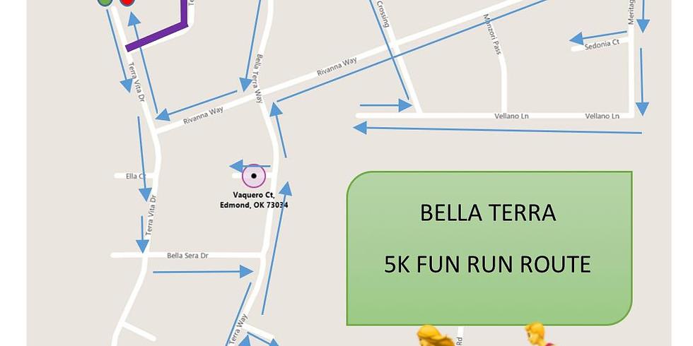 Bella Terra 5K Fun Run