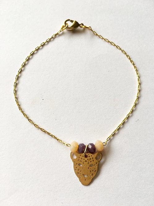 bracelet jaguar or