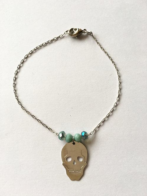 bracelet skull arg