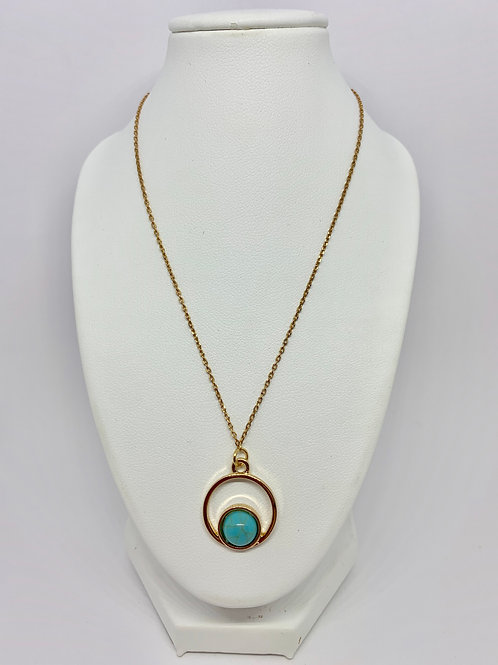 Collier cleo or