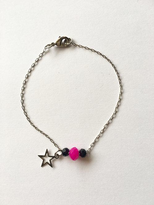 bracelet star arg