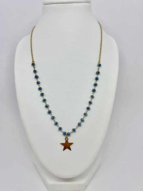 Collier sirius or