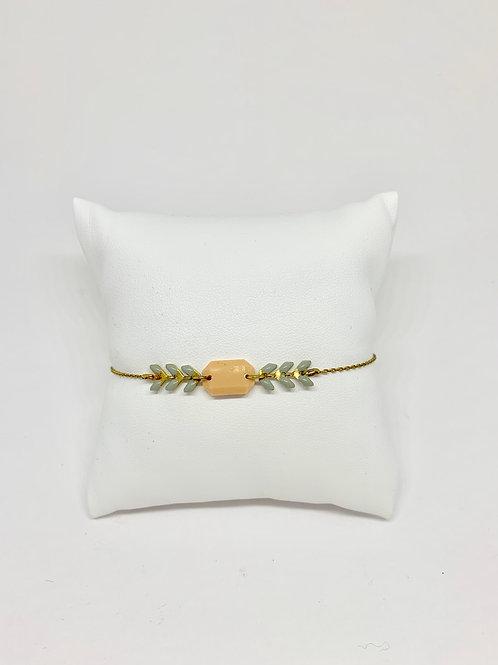 bracelet joyau or