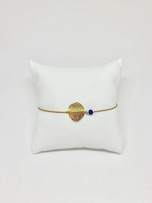 Bracelet érable or