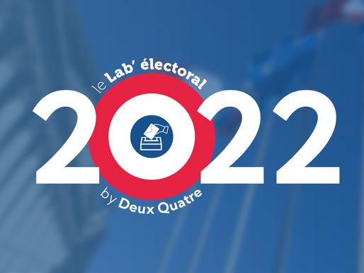Deux Quatre lance Le Lab' Électoral - Communication politique & campagnes électorales