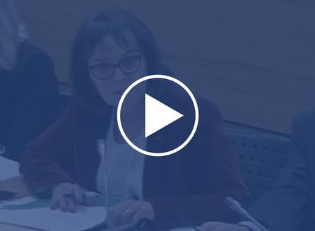 Audition du ministre de la culture pour la présentation du projet de loi relatif à l'audivisuel