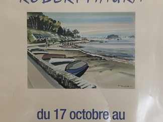 Exposition Robert Maura : mon discours