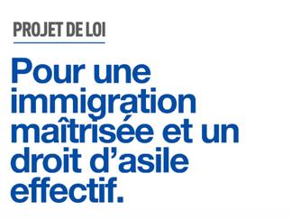 Explications de vote sur le Projet de loi pour une Immigration maitrisée, un droit d'asile effectif