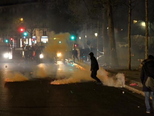 Violences : communiqué des Maires et des Parlementaires LR de Paris