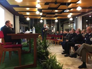 Réception des correspondants défense de Loire-Atlantique à Saint-Sébastien-sur-Loire