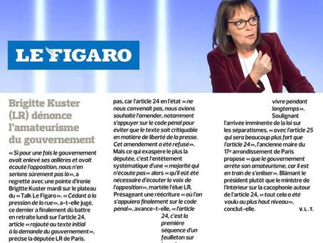 Talk le Figaro