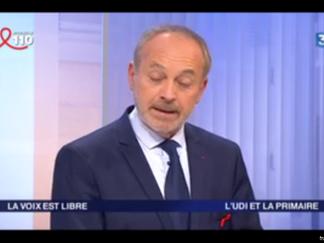 J'étais l'invité de la Voix est Libre sur France 3
