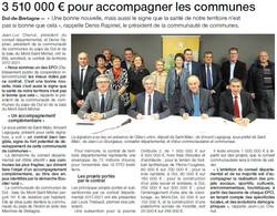 Ouest-France du 07 décembre 2018 : Signa