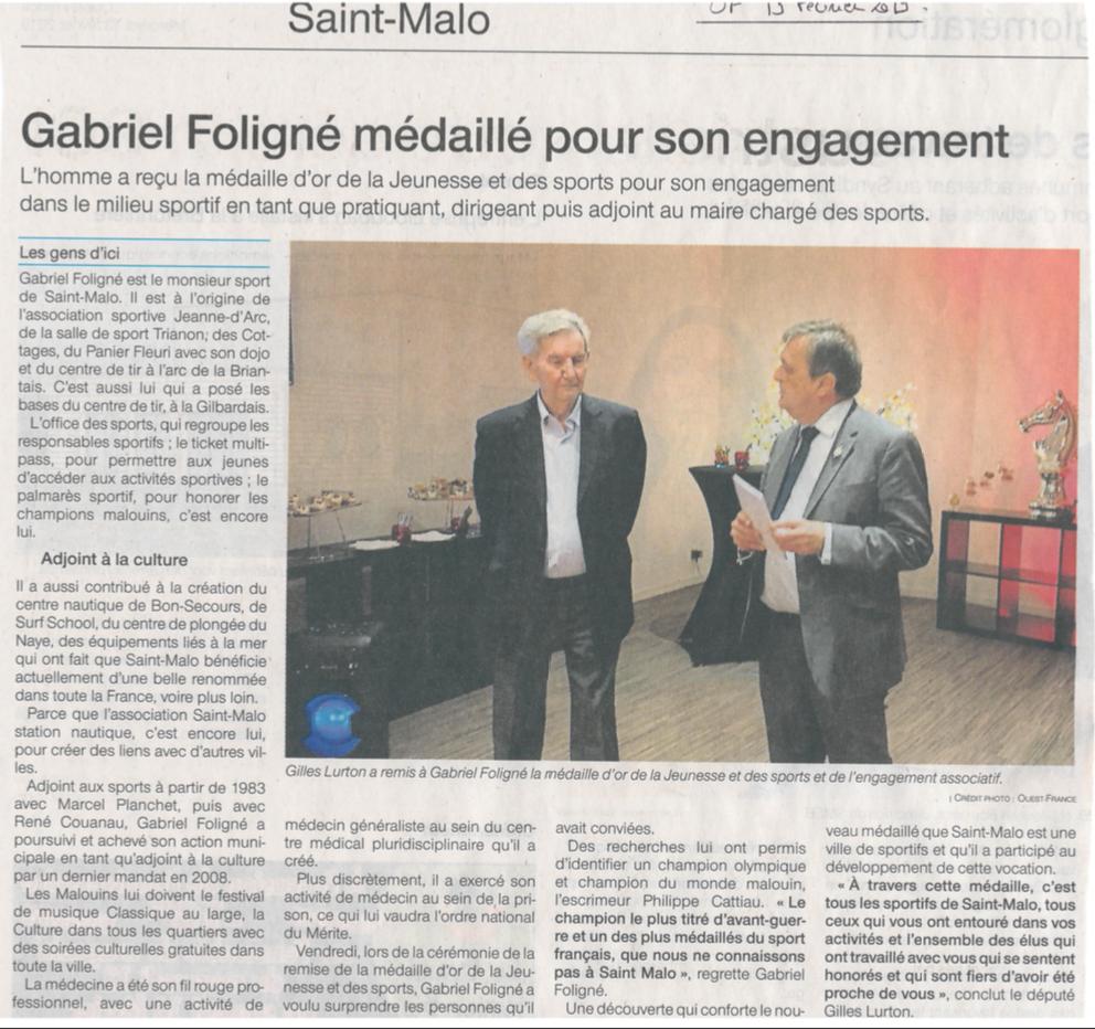 Gabriel Foligné
