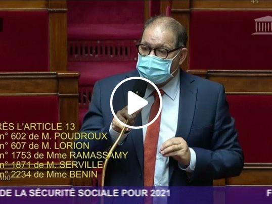 Amendement rejeté sur le BTP réunionnais
