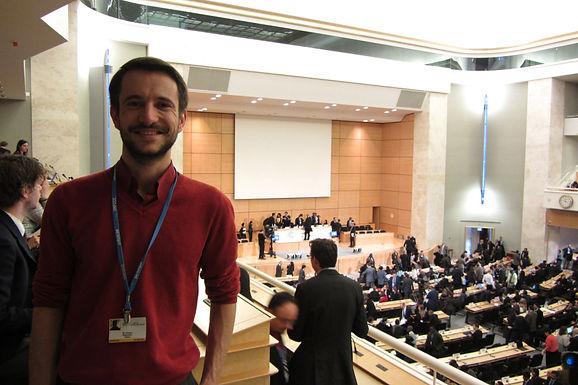 A Mate in Geneva