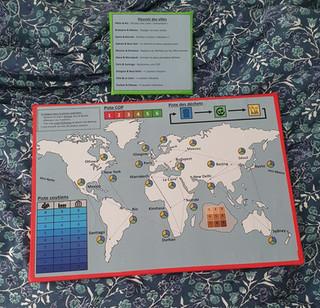 Waste Management Board Game