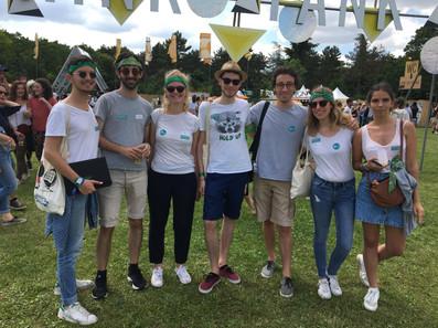 CliMates au We Love Green Festival