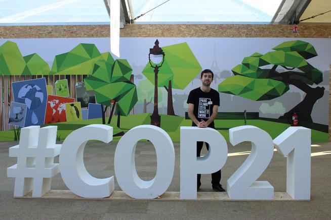 CliMates à la COP 21
