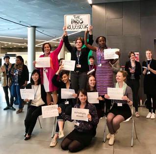 The Paris Rulebook - Action à la COP 23