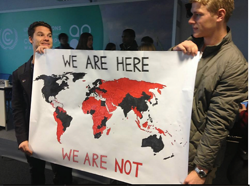 3 achievements and 2 challenges for youth in the international climate negotiations