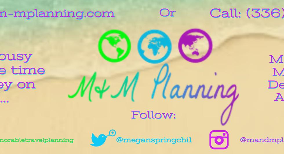 M&M Planning