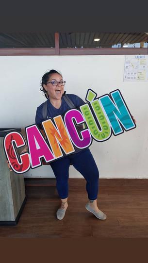 Covid Cancun Getaway!