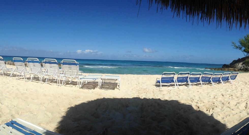 Bahamas getaway island!