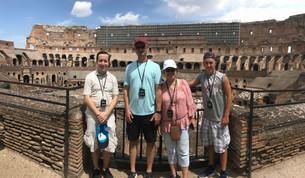 Whole Family Italy Adventure