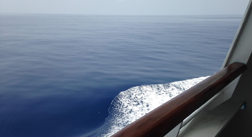 Is this the view you want for your next cruise?