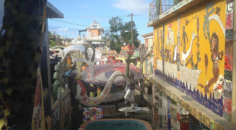 Cubas Art District!