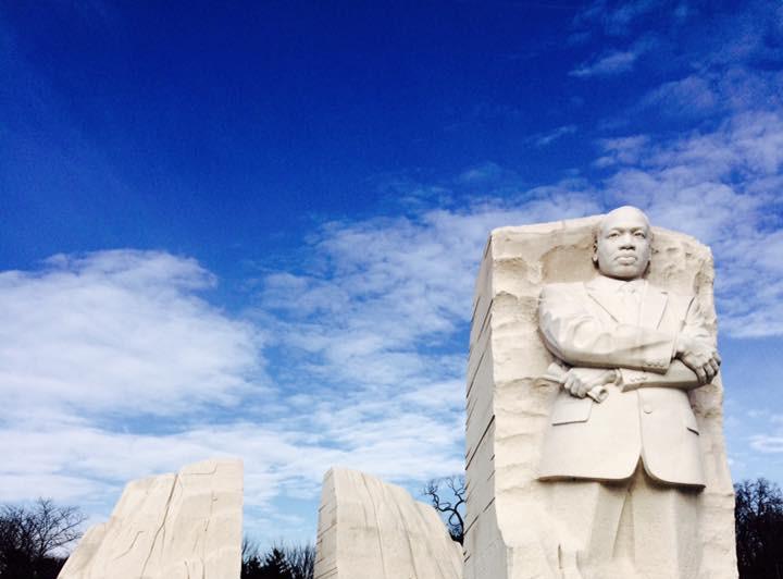 MLK Memorial in DC