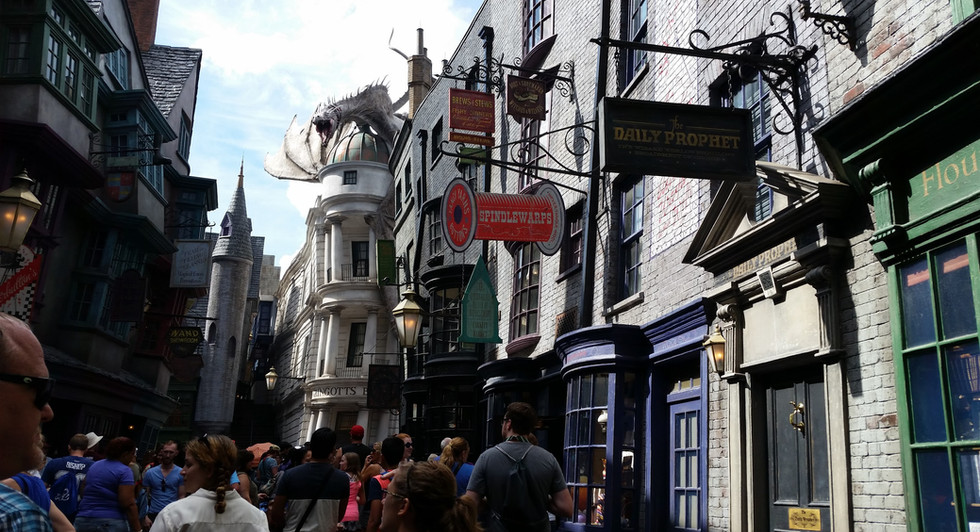 We can build your theme park trip quick and easy!