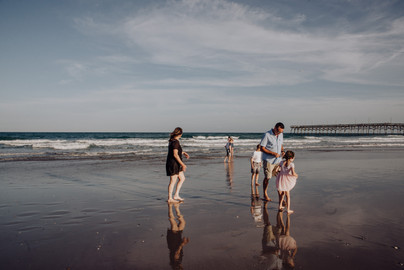 topsail beach, family, lifestyle photography