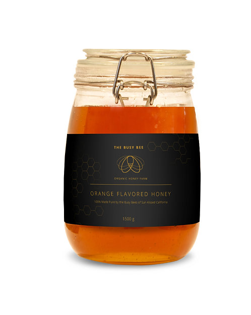 1/2 Pound - Cream Honey
