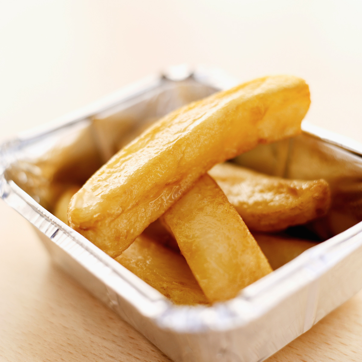 The best triple cooked chips
