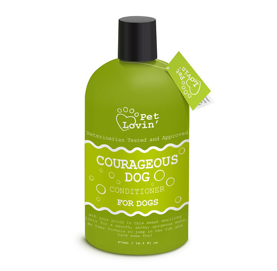 Courageous Dog Conditioner for Dogs