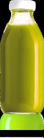 Botteled Kiwi & Coconut Juice