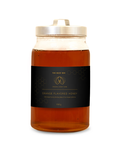 2 Pound Raw & Unfiltered Honey (See Options)