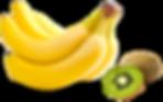 Banana & Kiwi