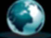 klawiatura internet sieć wifi komputer ziemia