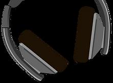 Picture of headphones