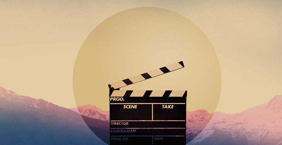 Contact Clapperboard