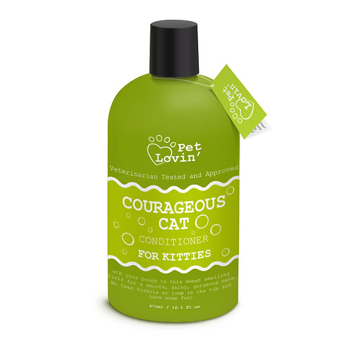 Courageous Cat Conditioner for Kitties