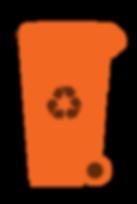 Bereitstellen (Mülltonnen/Müllcontainer)