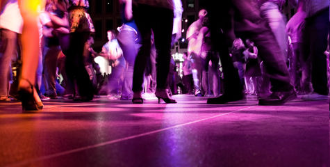 Dancefloor, partypeople, music