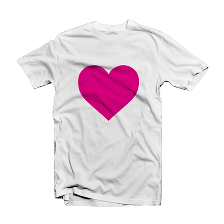 A shirt with heart!